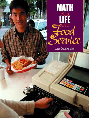 Math for Life and Food Service (Paperback)