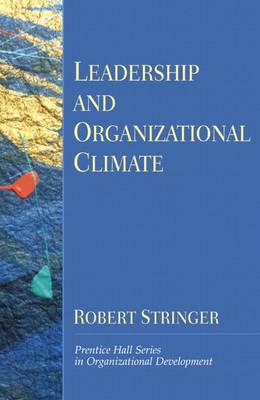 Leadership and Organizational Climate (Prentice Hall Organizational Development Series) (Paperback)