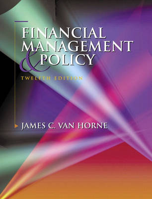 Financial Management and Policy: United States Edition (Hardback)