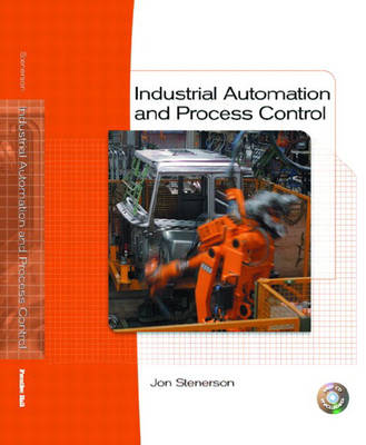 Industrial Automation and Process Control (Hardback)