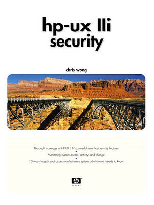 HP-UX 11i Security (Paperback)