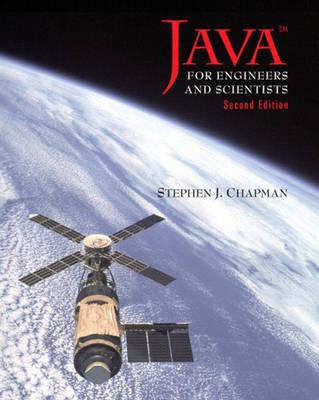Java for Engineers and Scientists (Hardback)