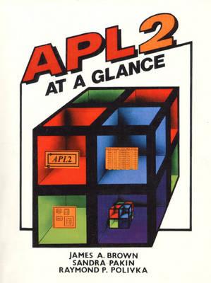 APL 2 at a Glance (Paperback)