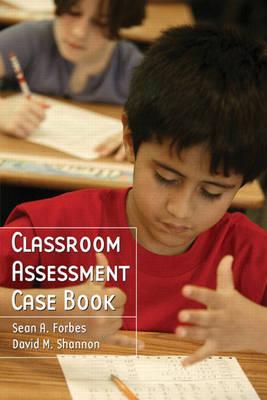 Classroom Assessment Casebook (Paperback)