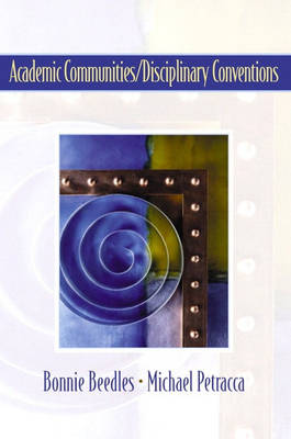 Academic Communities/Disciplinary Conventions (Paperback)