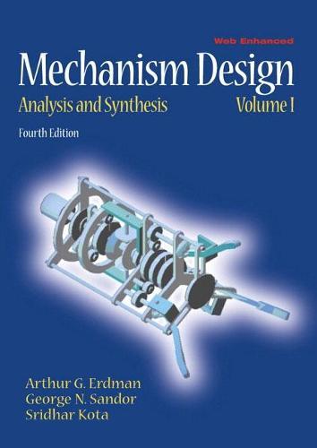 Mechanism Design: Analysis and Synthesis (Hardback)