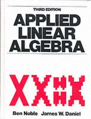 Applied Linear Algebra (Hardback)