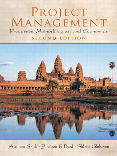 Project Management: Processes, Methodologies, and Economics (Paperback)