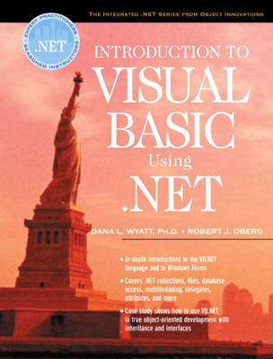 Introduction to Visual Basic Using .NET (Paperback)