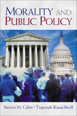 Morality and Public Policy (Paperback)