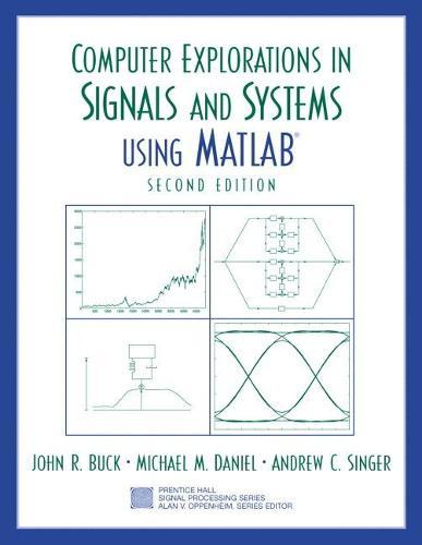 BUCK: COMP EXPLOR SIG SYS MATLAB _p2 (Paperback)