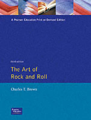 The Art of Rock and Roll (Paperback)