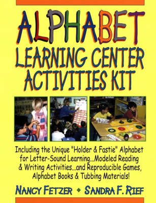 Alphabet Learning Center Activities Kit (Paperback)
