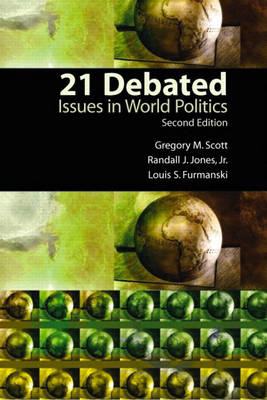 21 Debated: Issues in World Politics (Paperback)