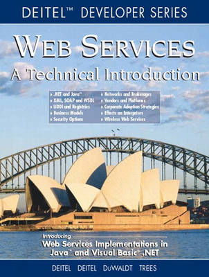 Web Services A Technical Introduction (Paperback)