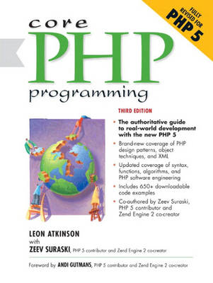 Core PHP Programming (Paperback)