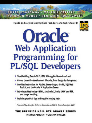 Oracle Web Application Programming for PL/SQL Developers (Paperback)