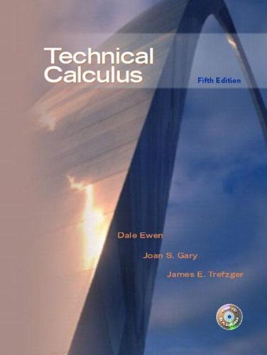 Technical Calculus (Hardback)