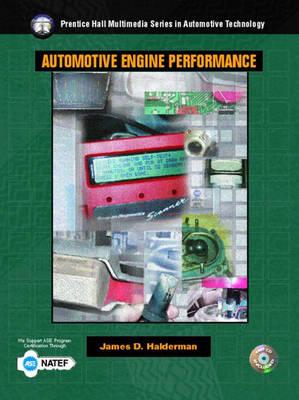 Automotive Engine Performance (Paperback)