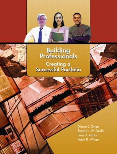 Building Professionals: Creating a Successful Portfolio (Paperback)