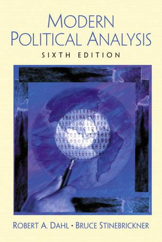 Modern Political Analysis (Paperback)