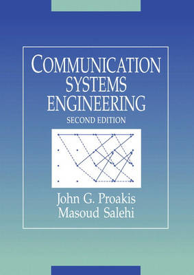 PROAKIS: COMM SYSTEMS ENGG _p2: United States Edition (Paperback)