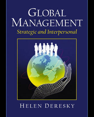 Global Management: Strategic and Interpersonal (Paperback)