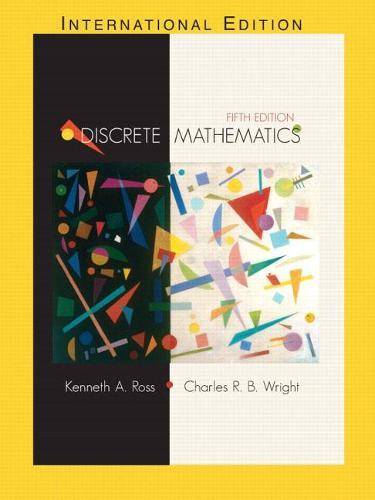Discrete Mathematics: United States Edition (Hardback)