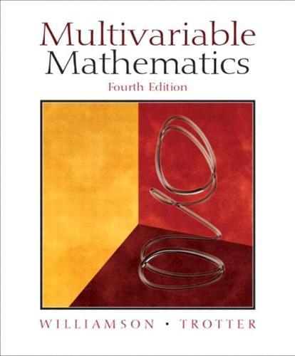 Multivariable Mathematics: United States Edition (Hardback)