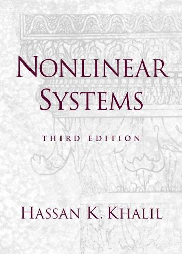 Nonlinear Systems (Hardback)