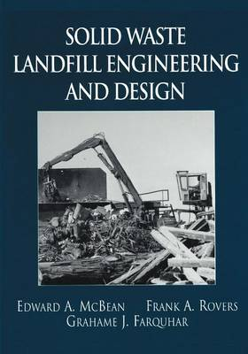 Solid Waste Landfill Engineering and Design (Paperback)