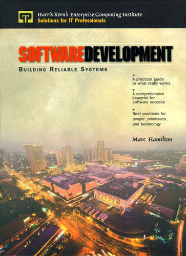Software Development: Building Reliable Systems (Paperback)