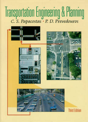 Transportation Engineering and Planning (Hardback)
