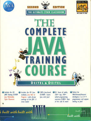 Complete Java Training Course, Student Edition, Java 1.1