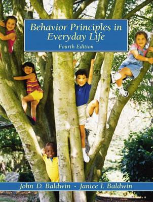 Behavior Principles in Everyday Life (Paperback)