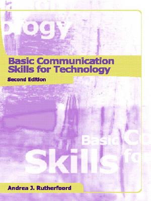Basic Communication Skills for Technology (Paperback)