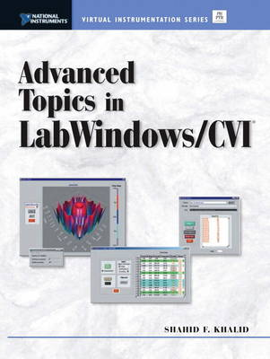 Advanced Topics in LabWindows/CVI