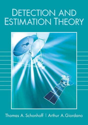 Detection and Estimation Theory (Hardback)