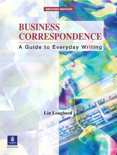 Business Correspondence (Paperback)