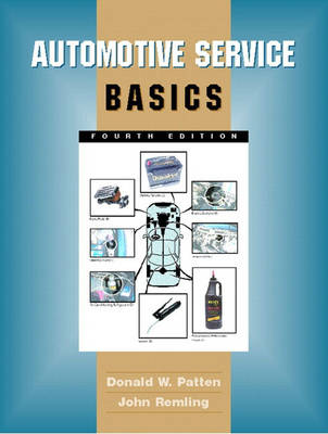 Automotive Service Basics (Paperback)