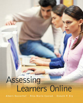 Assessing Learners Online (Paperback)