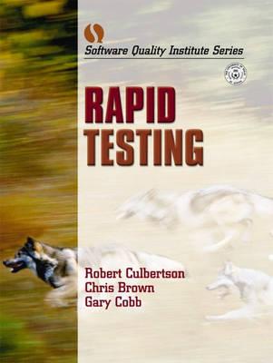 Rapid Testing (Paperback)