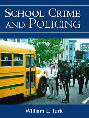 School Crime and Policing (Paperback)