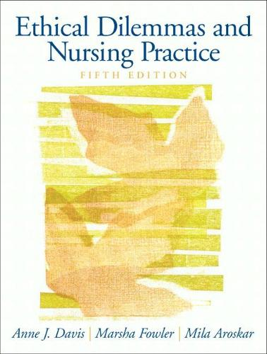 Ethical Dilemmas and Nursing Practice (Paperback)