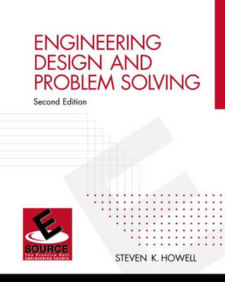 Engineering Design and Problem Solving (Paperback)