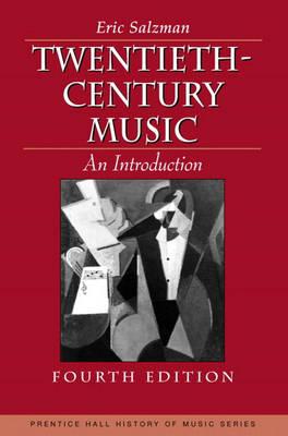 Twentieth Century Music: An Introduction (Paperback)