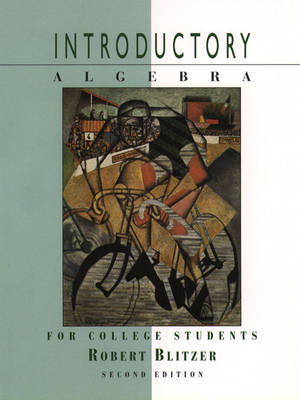 Introductory Algebra for College Students and How Study College Math Package (Paperback)