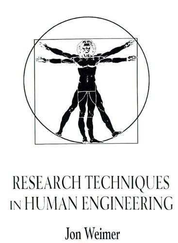 Research Techniques in Human Engineering (Paperback)