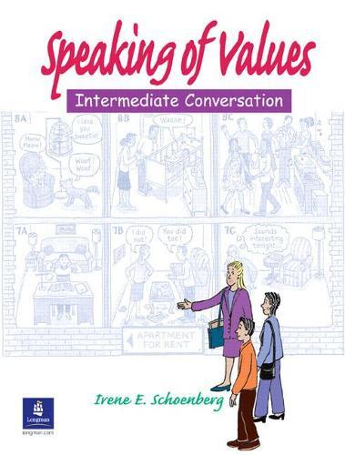 Speaking of Values 1 (Paperback)