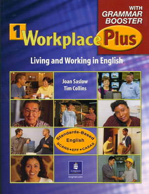 Workplace Plus 1 with Grammar Booster Hospitality Job Pack (Paperback)